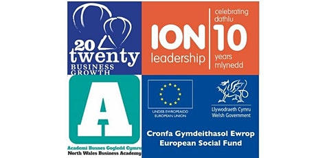 North Wales Means Business  Conference - The Power of Positive Change tickets