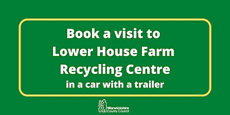 Lower House Farm - Thursday 3rd December (Car with trailer only) tickets