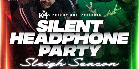 "Silent Headphone Party ""Sleigh Season"" tickets"