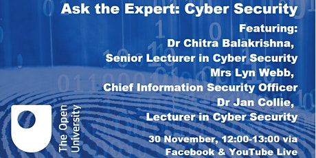 Ask the Expert: Cyber Security tickets