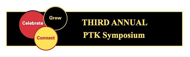 3rd Annual PTK Symposium image