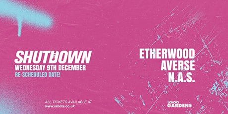 Shutdown: Etherwood tickets