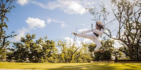 Cardio Kickboxing to K-Pop Ft Martial Arts tickets