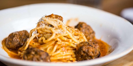 Spaghetti With Meatballs and Italian Wine - Online Cooking Class by Cozymeal™ tickets