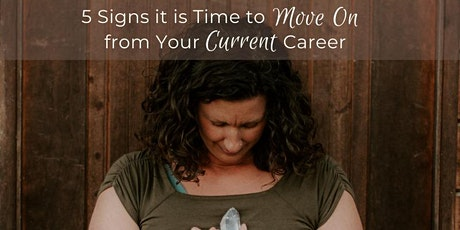 5 Signs That it is Time to Move On From Your Career tickets