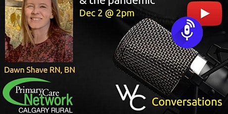 WC Conversations - Business Mental Health and the Pandemic tickets