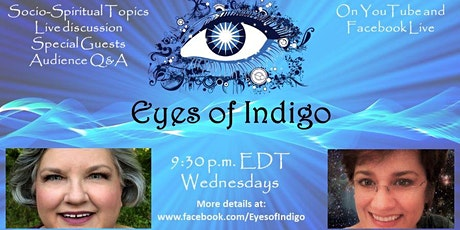 Eyes of Indigo tickets