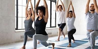 Yoga en Expanish