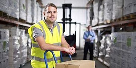 Warehouse & Distribution Apprentices tickets