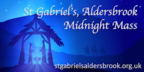 St Gabriel's Midnight Mass tickets