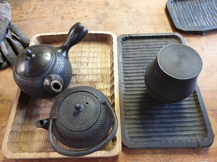 Wagata-Bon Japanese Traditional Tray Making - KOITOYA 2021 image