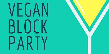Vegan Block Party At Social Beer Garden tickets
