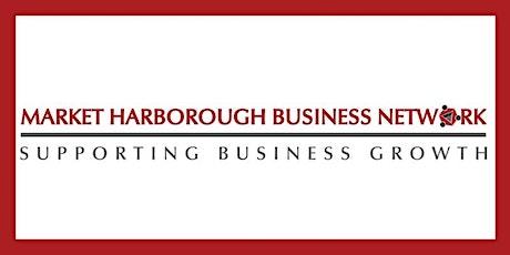 Market Harborough Business Network - ONLINE - December 2020 tickets