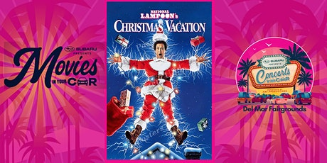 NATIONAL LAMPOON'S CHRISTMAS VAC- SUBARU Presents Movies In Your Car DELMAR tickets