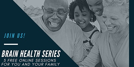 Brain Health Series for Community Engagement tickets