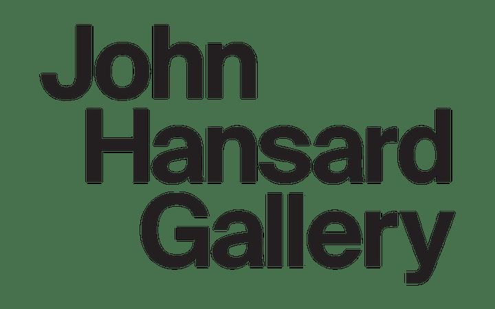 John Hansard Gallery - Admission image