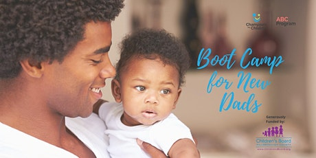 Boot Camp for New Dads-- Virtual Workshop tickets