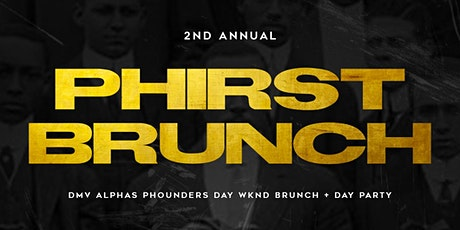 Phounders Day Weekend 2020 tickets