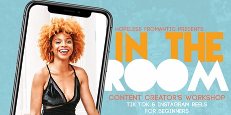 1on1 CONSULTATION: Tik Tok and Instagram Reels Content for Brands tickets