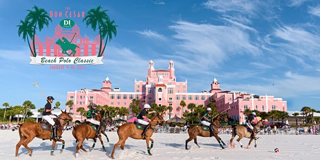 Don CeSar 2021 Beach Polo Classic tickets