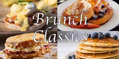 Cook-a-Long w/ Chef Kit - Brunch Classics; Croque Monsieur tickets