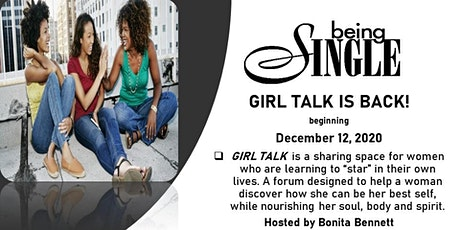 Being Single presents GIRL TALK tickets