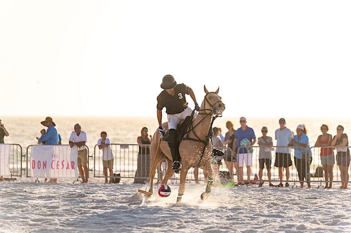 Don CeSar 2021 Beach Polo Classic image