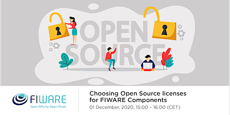 Choosing Open Source Licenses for FIWARE Components tickets