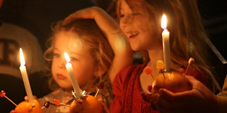 DIY Christingle Collection for Christingle@Home in Graffoe Parish tickets