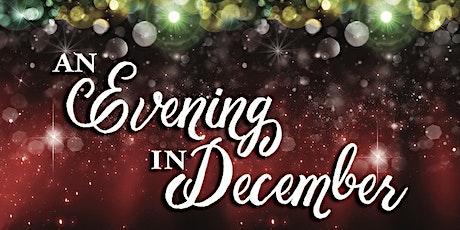 An Evening in December Christmas Concert tickets