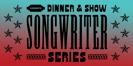 Dinner & Show Songwriter Series: Shakey Graves tickets