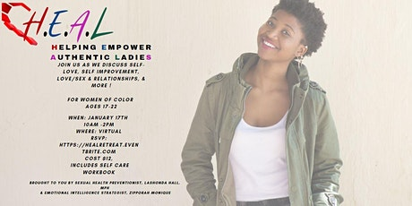H.E.A.L (Helping Empower Authentic Ladies) tickets