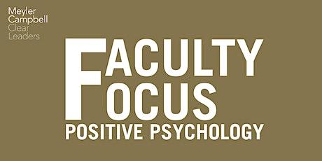 Positive Psychology with Saiyyidah Zaidi & Daniel Burke tickets
