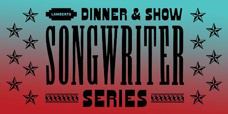 Dinner & Show Songwriter Series: Trey Privott tickets