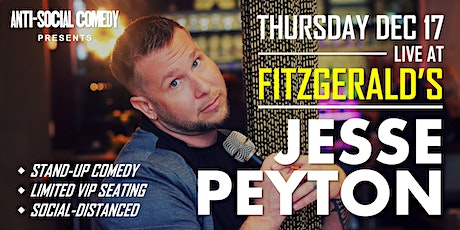 Jesse Peyton Live at Fitzgerald's tickets