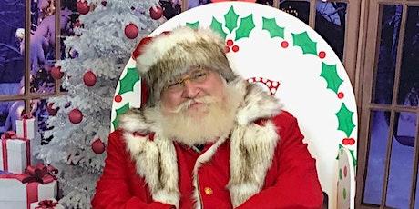 Saturday with [safe] Santa!  Saturday, December 5 tickets