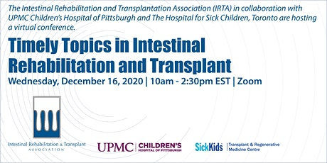 IRTA and PIFRS  Virtual Conference tickets