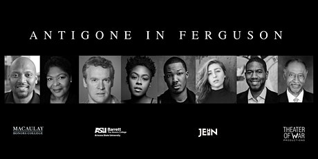 Antigone in Ferguson: CUNY tickets