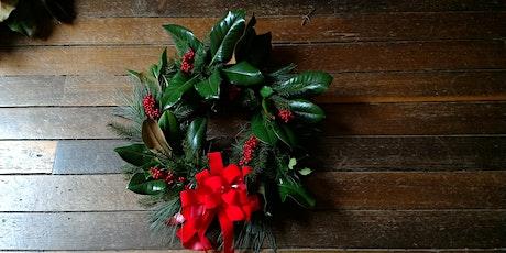 Virtual Wreath Workshop tickets