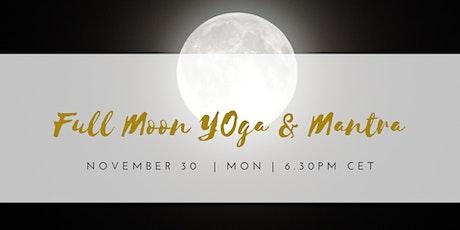 Full Moon Yoga & Mantra tickets