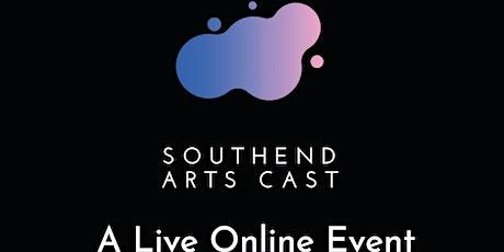 Southend Arts Cast: Live! tickets