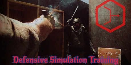Prime Combat Training - Defensive Simulation Training tickets