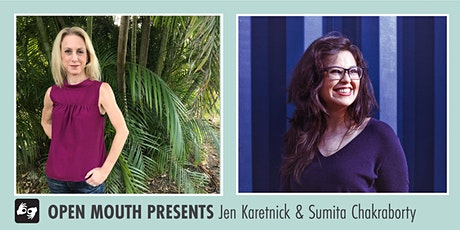 Open Mouth Presents: A Reading with Jen Karetnick & Sumita Chakraborty tickets