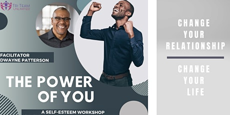 The Power of You/Self-esteem Workshop - In-person (Raleigh, NC) and Virtual tickets