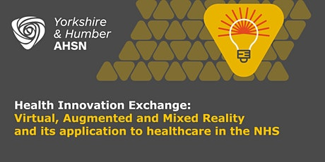 Health Innovation Exchange tickets