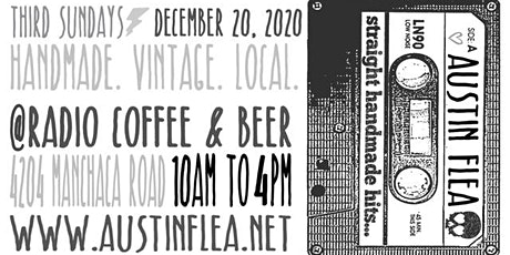 Holiday Shopping with the Austin Flea tickets