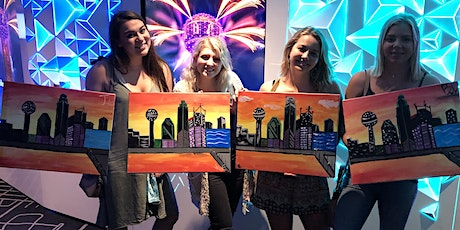 Holiday  Paint Night  @ Reunion Tower! tickets