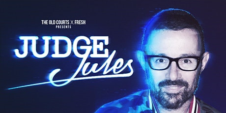 Judge Jules tickets