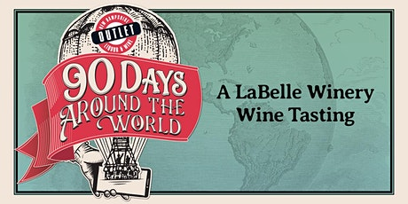 A LaBelle Winery Wine Tasting tickets