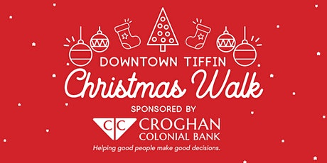 Downtown Tiffin Christmas Walk 2020 tickets